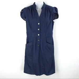 ICE | Chambray Denim Sheath Dress